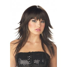 Feathered And Flirty Wig