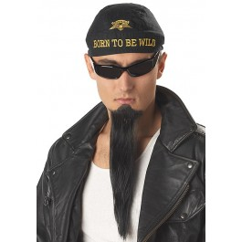 Imperial Goatee Holiday Party Costume Accessory