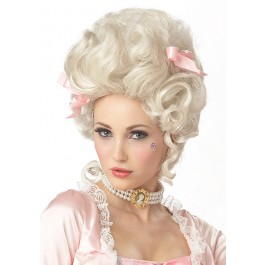 Marie Antoinette Wig Holiday Party Costume Accessory