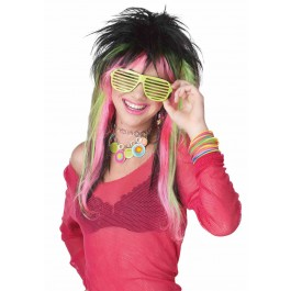 Rave Candy Wig