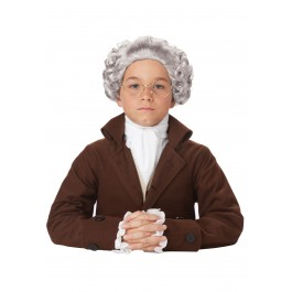 Child Colonial Peruke Wig