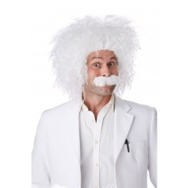 E=Mc2 Wig And Moustache