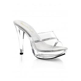 5 Inch Heel, 1 Inch Platform Slide