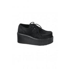3 Inch Platform Creeper Women'S Size Shoe