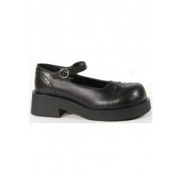 2 Inch Heel Mary Jane Platform Shoe Women'S Size Shoe