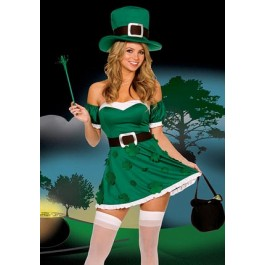 Spank Me I'm Irish Costume