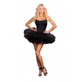 Basic Tulle Tutu Petticoat Costume