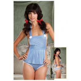 Dreamgirl 7297 Dirty Dorothy Roleplay Lingerie