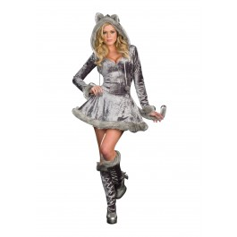Dreamgirl 7497 Big Bad Sexy Wolf Fairytale Costume