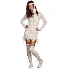 Junior's Yo! Mummy Girl Costume