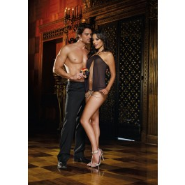 Women's Babydoll, G-String And Dvd