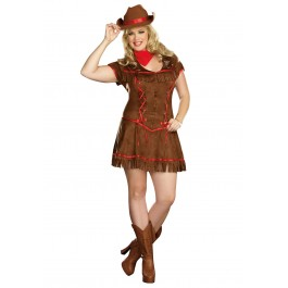 Plus Size Giddy Up