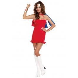 She's My Hero Costume Accessory