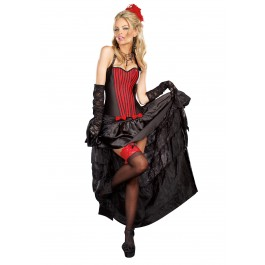 Burlesque Skirt Costume