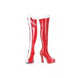 5 Inch Over-Knee Inchwonder Woman Inch Platform Boot