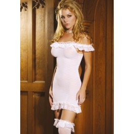 Women's Stretch Lace Dress