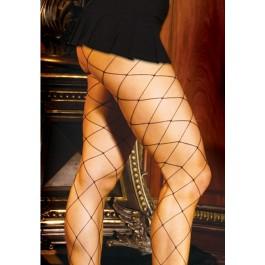 Large Fishnet Pattern Pantyhose