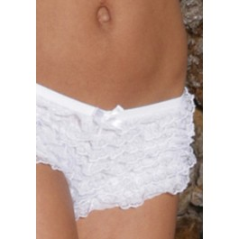 Lace Cheeky Shorts