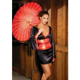 Plus Size Japanese Doll Costume