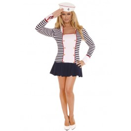 Sexy Sailor Holiday Party Costume