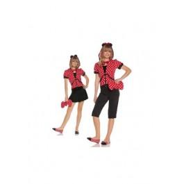 Junior's Miss Mouse Costume