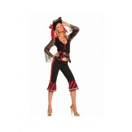 Treasure Hunter Temptress Costume