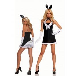 Tie Bunny Costume