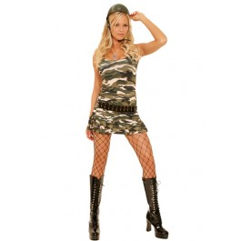 Cadet Cutie Holiday Party Costume