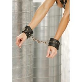 Leather Wrist Restriants