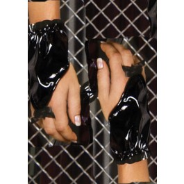 Vinyl One Finger Gloves