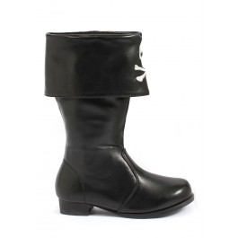 1 Inch Heel Children's Pirate Boot