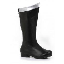 Children's 1 Inch Heel Superhero Boot