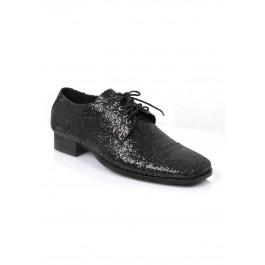 Men's 1 Inch Heel Glitter Shoe