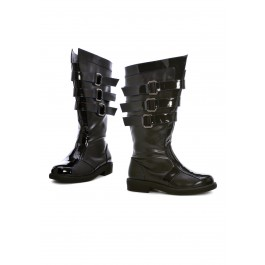 Men's 1 Inch Black Boot