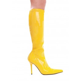 4 Inch Knee High Boot with zipper