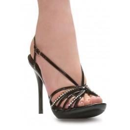 Knot 4 Heel Sandals