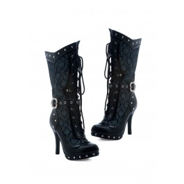 4.5 Inch Heel Ankle Boot