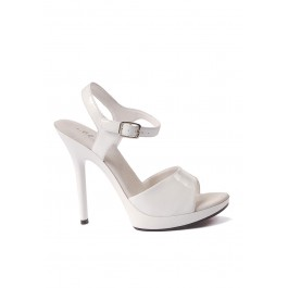 5 Inch Heel Sandal Women'S Size Shoe With Ankle Strap