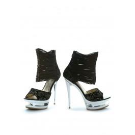 Swedish 6 Heel Sandal