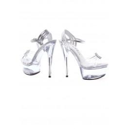 6 Inch Heel Sandal