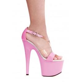 """Kate 7"""" Pointed Stiletto Sandal"""