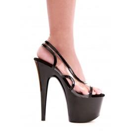 Leona 7 Pointed Stiletto Sandal