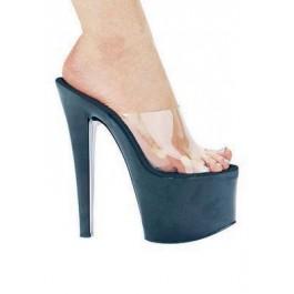 7 Inch Heel Mule Women'S Size Shoe