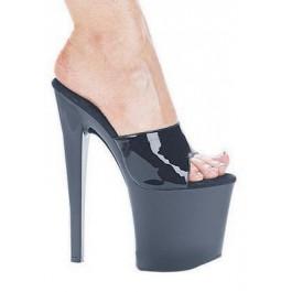 8 Inch Heel Mule Women'S Size Shoe