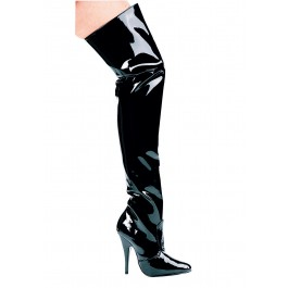 5 Inch Heel Thigh High Boots Women'S Size Shoe