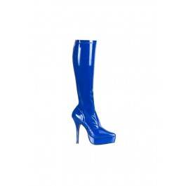 5 1/4 Inch Stretch Platform Knee Boot