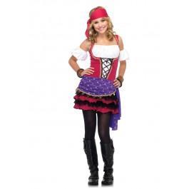 Junior Crystal Ball Gypsy Costume