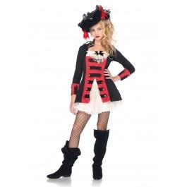 Junior Pretty Pirate Captain