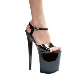8 Inch Heel Sandal