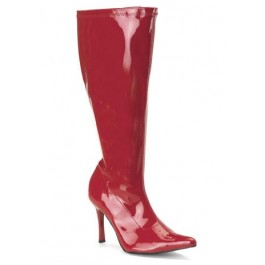 Wide Width Knee Boot, 3 3/4 Inch